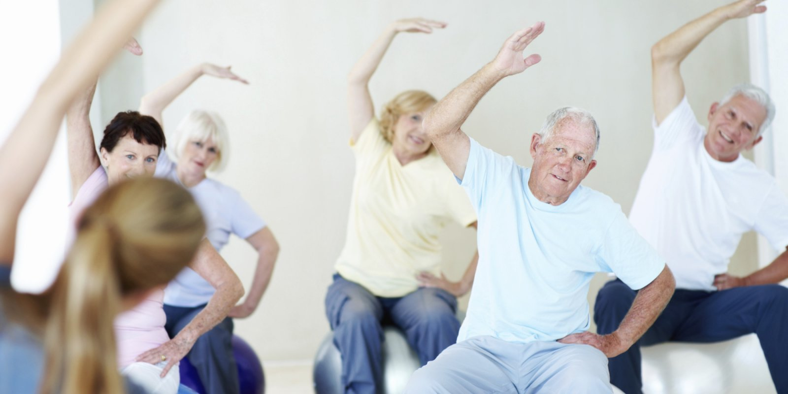 Elderly-doing-stretching